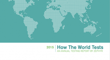 2015 | How The World Tests