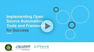 Frameworks for Success