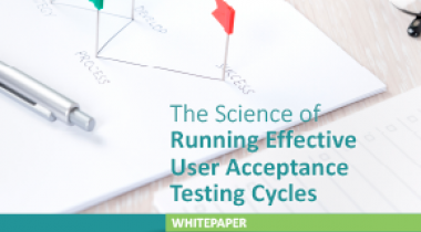 User Acceptance Testing Cycles