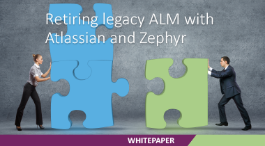 Retiring legacy ALM with Atlassian and Zephyr