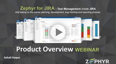 Zephyr for Jira