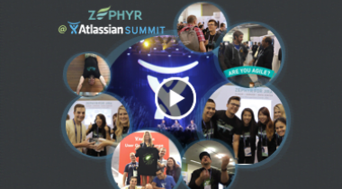 Zephyr at Atlassian Summit 2016