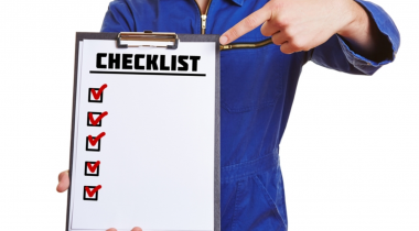 Software tester's checklist