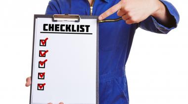 Software tester's checklist