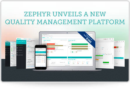 new quality management platform