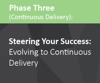 Phase Three - Continuous Delivery