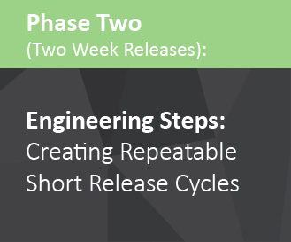 Phase Two - Two Week Releases